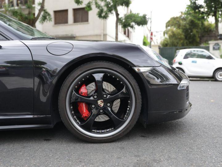 Porsche 991 991 CARRERA 4S CABRIOLET PDK AAPROVED 06/2021 Noir - 7