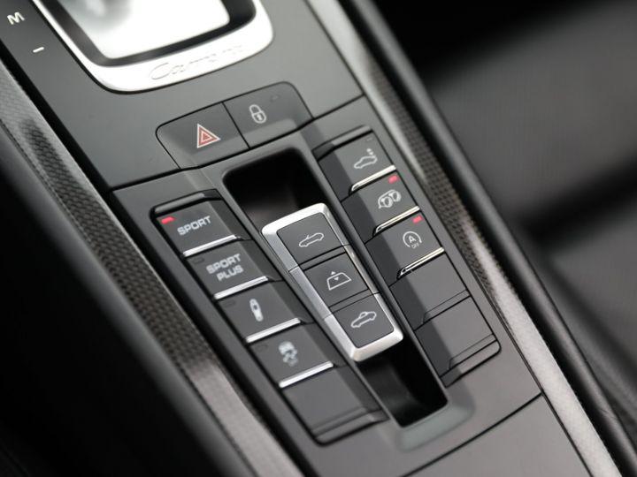 Porsche 991 991 CARRERA 4S CABRIOLET PDK AAPROVED 06/2021 Noir - 29
