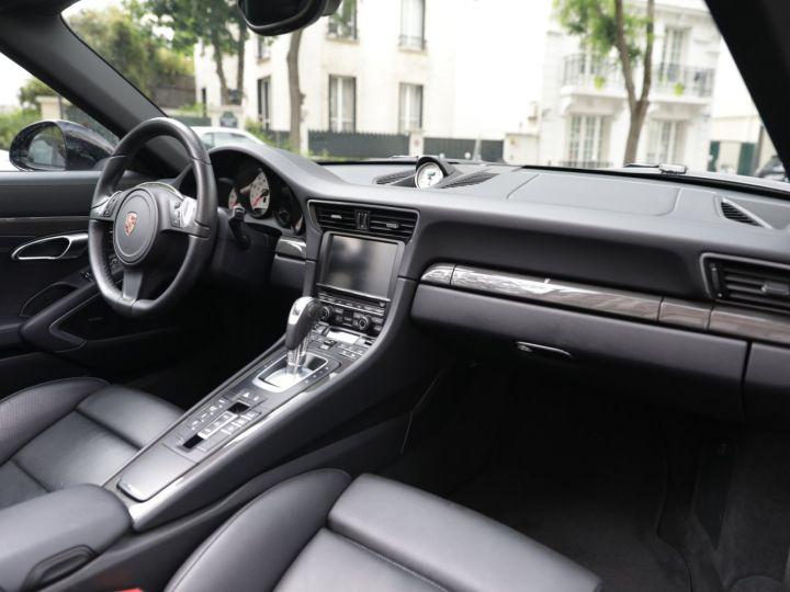 Porsche 991 991 CARRERA 4S CABRIOLET PDK AAPROVED 06/2021 Noir - 32