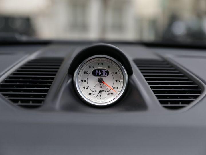 Porsche 991 991 CARRERA 4S CABRIOLET PDK AAPROVED 06/2021 Noir - 34