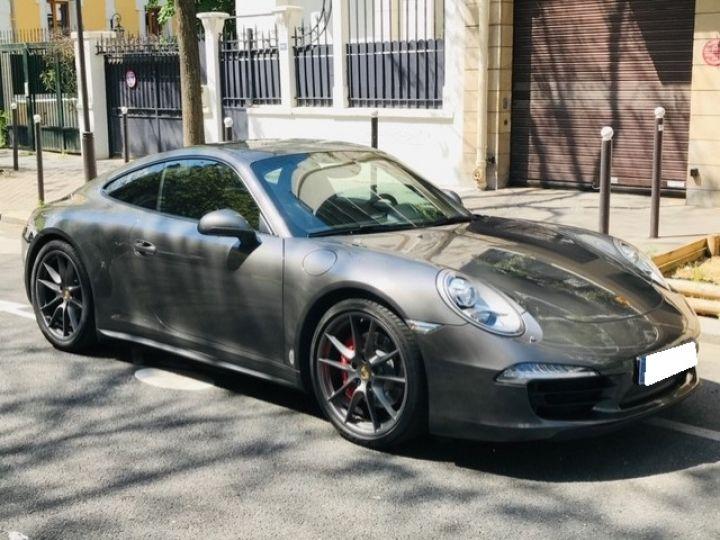 Porsche 991 991 CARRERA 4S PDK 400CV Gris agathe - 8