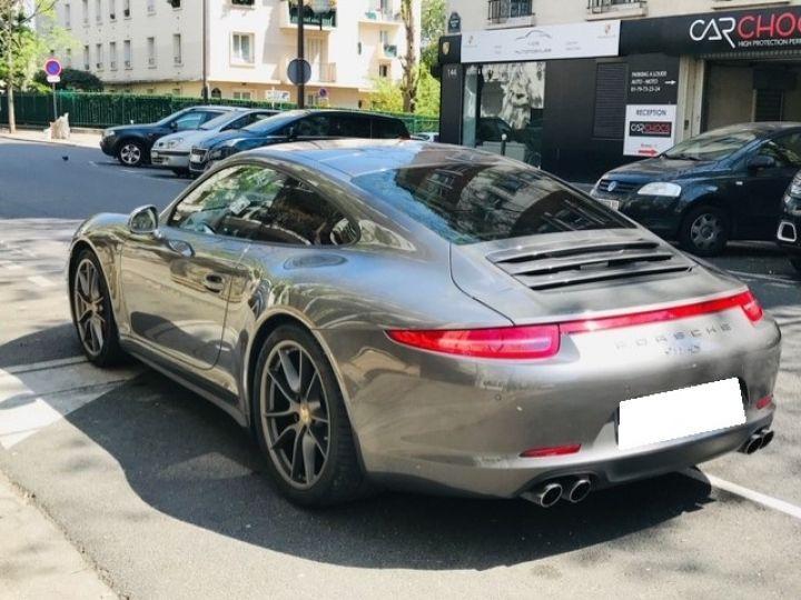 Porsche 991 991 CARRERA 4S PDK 400CV Gris agathe - 10