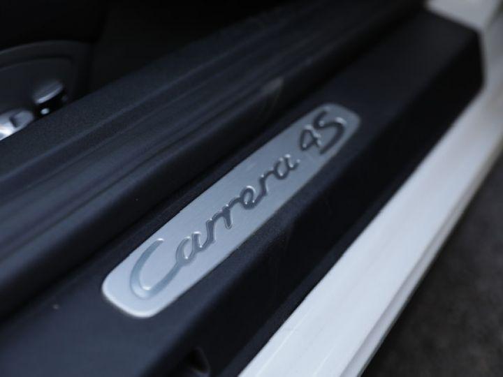 Porsche 991 991 CARRERA 4S PDK 400CV Blanc - 21
