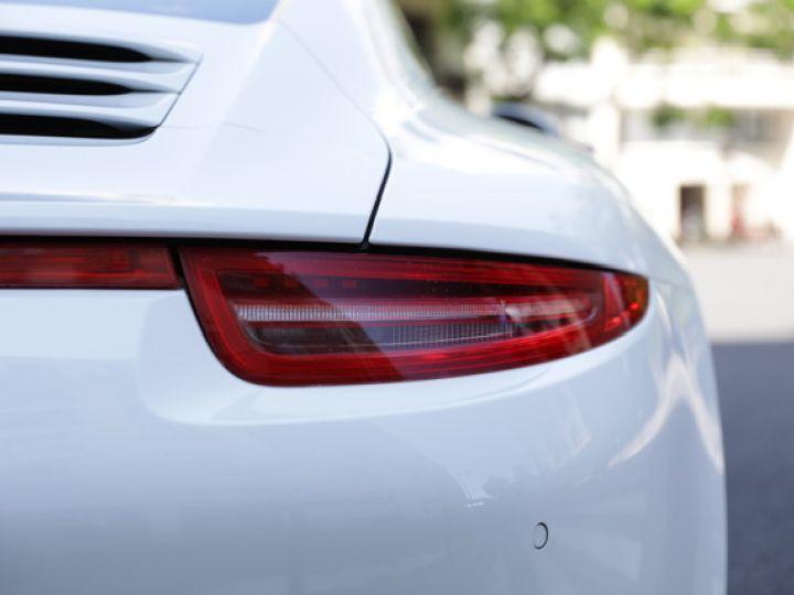 Porsche 991 991 CARRERA 4S PDK 400CV Blanc - 13