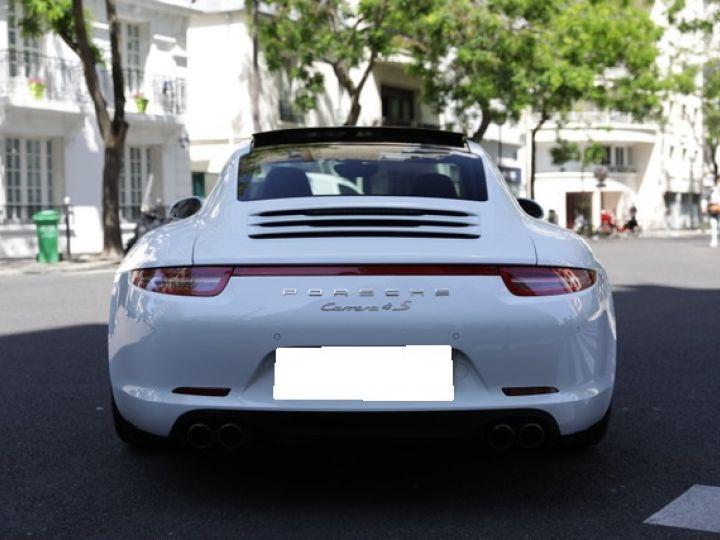 Porsche 991 991 CARRERA 4S PDK 400CV Blanc - 9