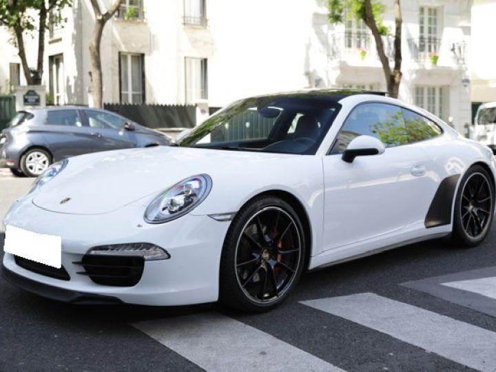Porsche 991 991 CARRERA 4S PDK 400CV Blanc - 1