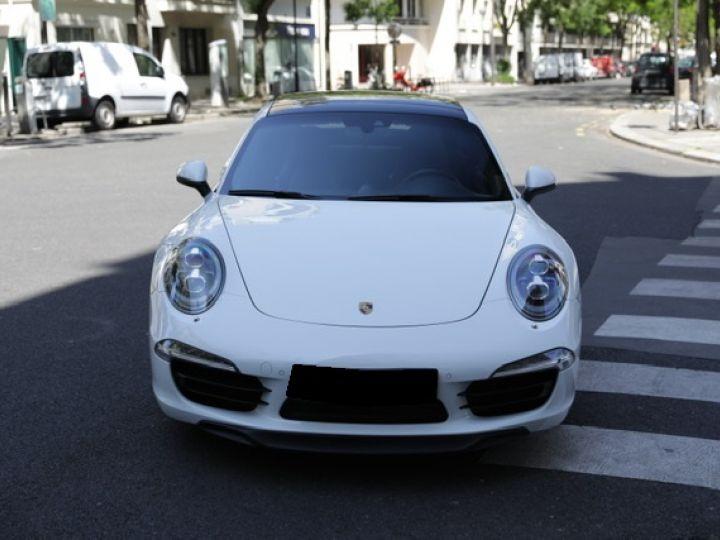 Porsche 991 991 CARRERA 4S PDK 400CV Blanc - 10