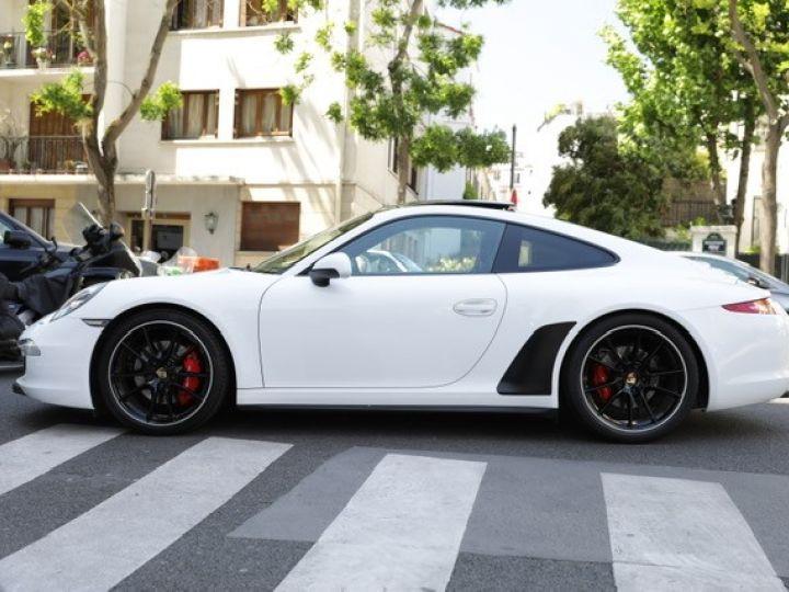 Porsche 991 991 CARRERA 4S PDK 400CV Blanc - 12