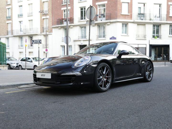 Porsche 991 991 CARRERA 4S PDK 400CV Noir - 1