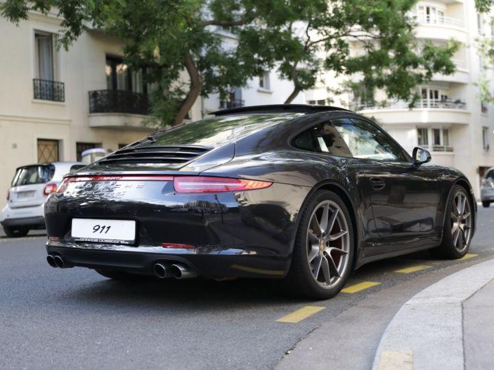 Porsche 991 991 CARRERA 4S PDK 400CV Noir - 8