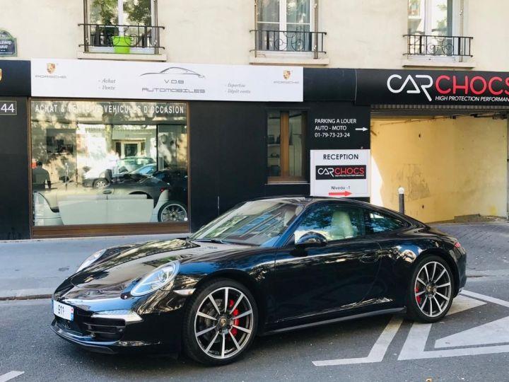 Porsche 991 991 CARRERA 4S PDK 400CV Noir - 2