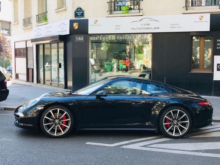 Porsche 991 991 CARRERA 4S PDK 400CV Noir - 6