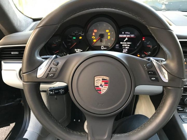 Porsche 991 991 CARRERA 4S PDK 400CV Noir - 10