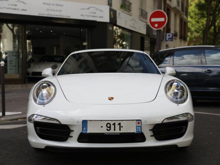 Porsche 991 991 CARRERA 4S X51 430CV PDK Blanc - 2