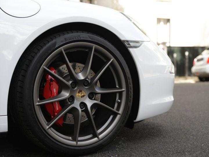 Porsche 991 991 CARRERA 4S X51 430CV PDK Blanc - 5