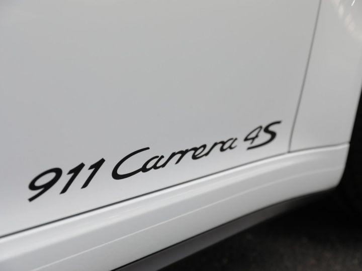 Porsche 991 991 CARRERA 4S X51 430CV PDK Blanc - 6