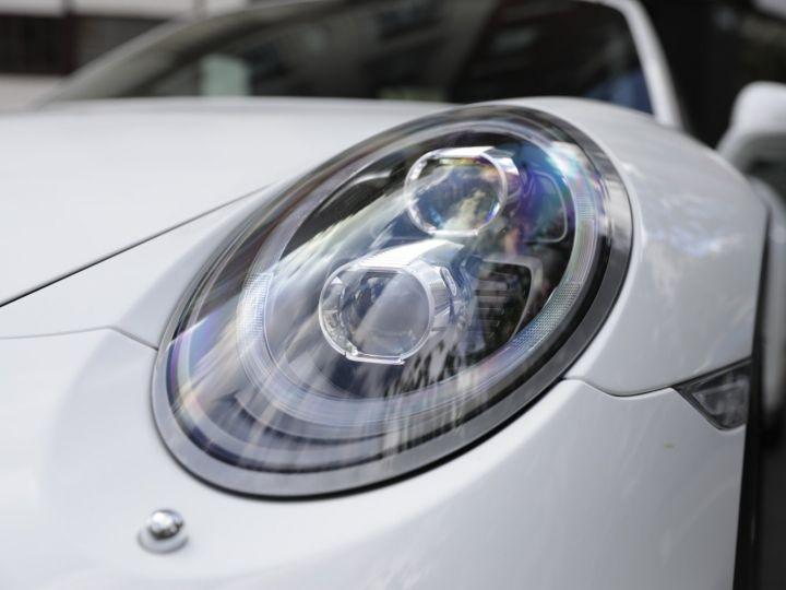 Porsche 991 991 CARRERA 4S X51 430CV PDK Blanc - 9