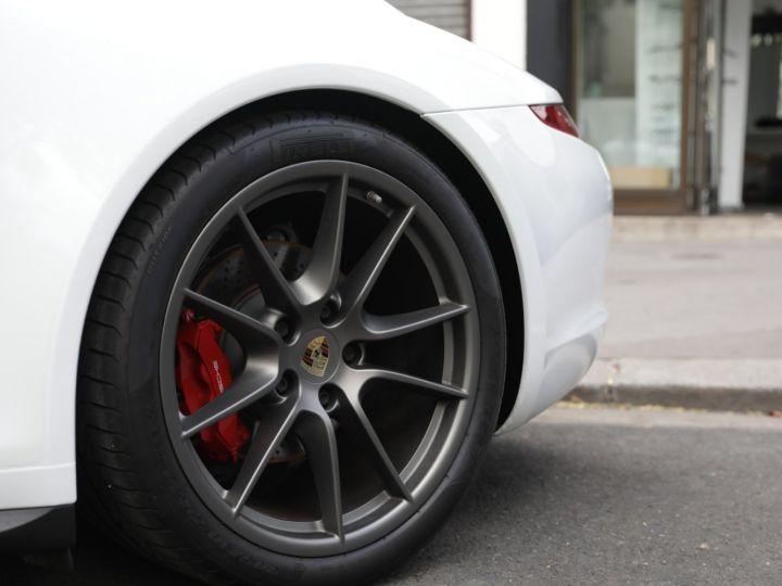 Porsche 991 991 CARRERA 4S X51 430CV PDK Blanc - 10
