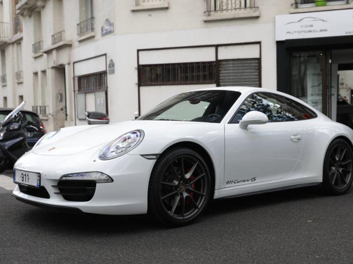 Porsche 991 991 CARRERA 4S X51 430CV PDK Blanc - 1
