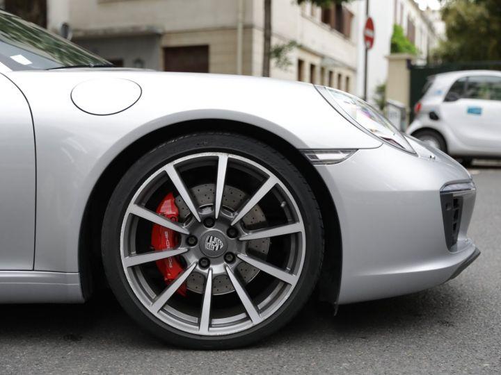 Porsche 991 991 CARRERA S 3.0 420 CV PDK Gris Gt - 8