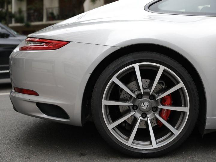 Porsche 991 991 CARRERA S 3.0 420 CV PDK Gris Gt - 7
