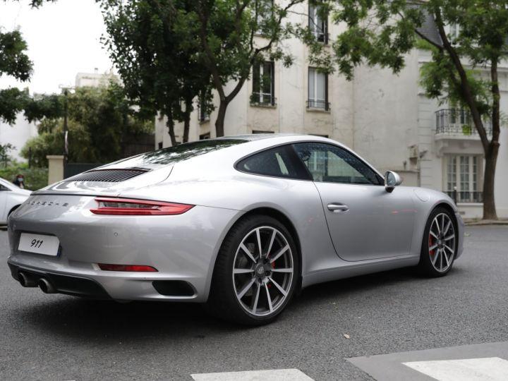 Porsche 991 991 CARRERA S 3.0 420 CV PDK Gris Gt - 4