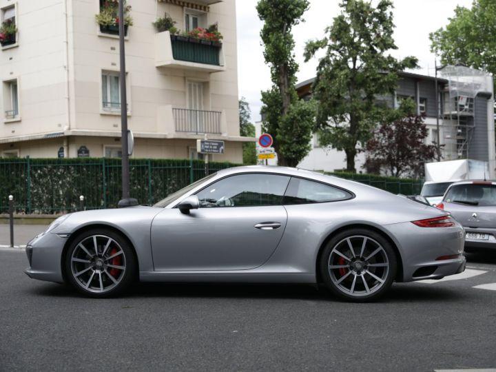 Porsche 991 991 CARRERA S 3.0 420 CV PDK Gris Gt - 5