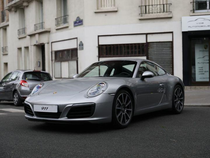 Porsche 991 991 CARRERA S 3.0 420 CV PDK Gris Gt - 2