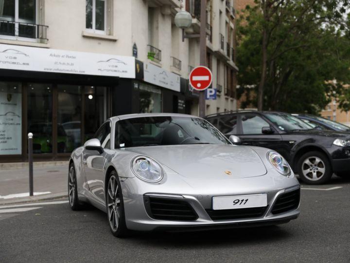 Porsche 991 991 CARRERA S 3.0 420 CV PDK Gris Gt - 1