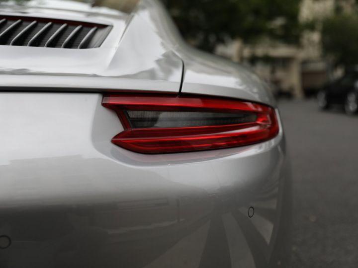 Porsche 991 991 CARRERA S 3.0 420 CV PDK Gris Gt - 14