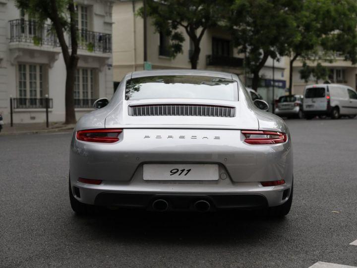 Porsche 991 991 CARRERA S 3.0 420 CV PDK Gris Gt - 13