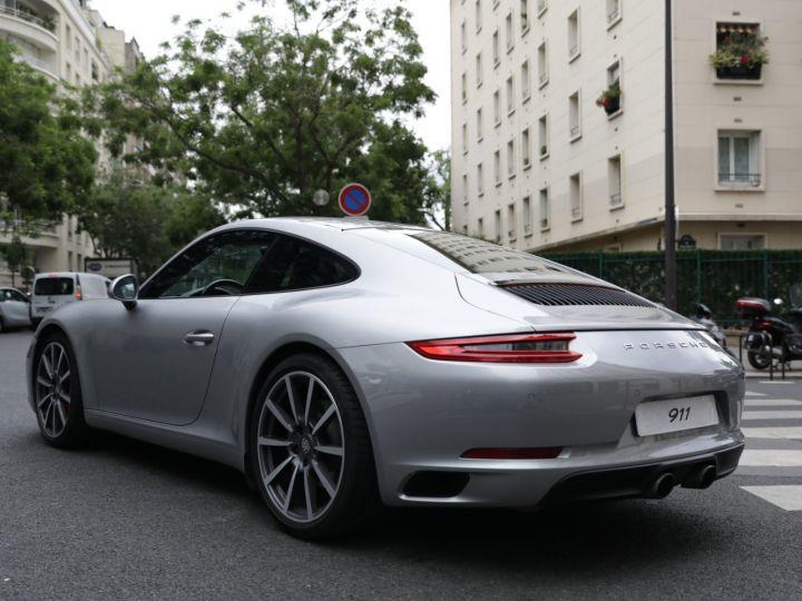 Porsche 991 991 CARRERA S 3.0 420 CV PDK Gris Gt - 11