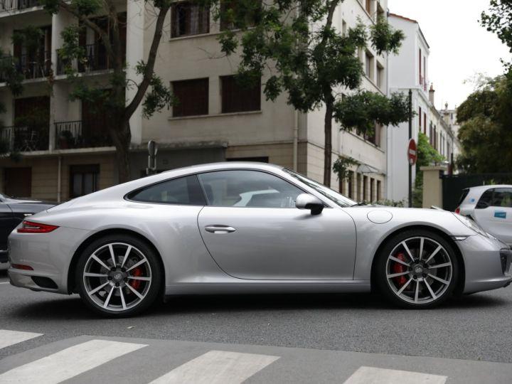 Porsche 991 991 CARRERA S 3.0 420 CV PDK Gris Gt - 9