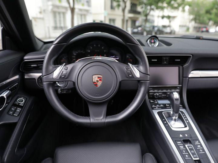 Porsche 991 991 CARRERA S 3.8 400CV CABRIOLET Gris Gt - 18