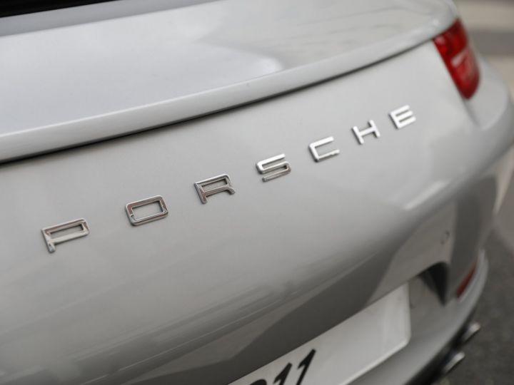 Porsche 991 991 CARRERA S 3.8 400CV CABRIOLET Gris Gt - 15