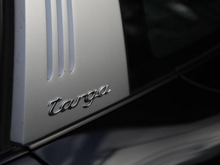 Porsche 991 991 TARGA 4S PDK  NOIR INTENSE - 19