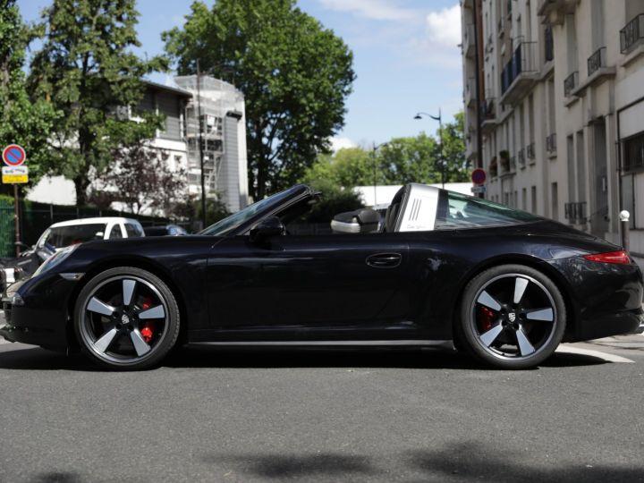 Porsche 991 991 TARGA 4S PDK  NOIR INTENSE - 9