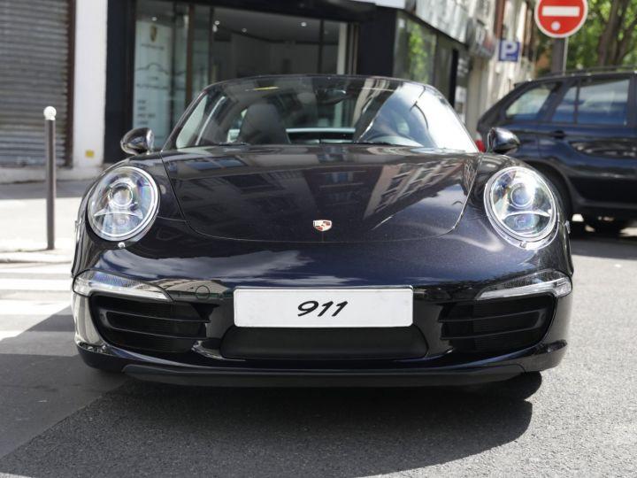 Porsche 991 991 TARGA 4S PDK  NOIR INTENSE - 5
