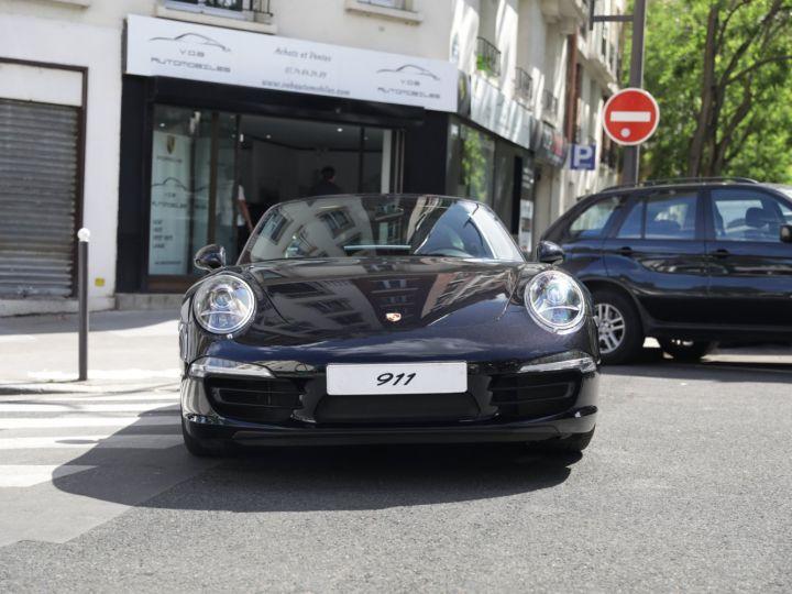 Porsche 991 991 TARGA 4S PDK  NOIR INTENSE - 6