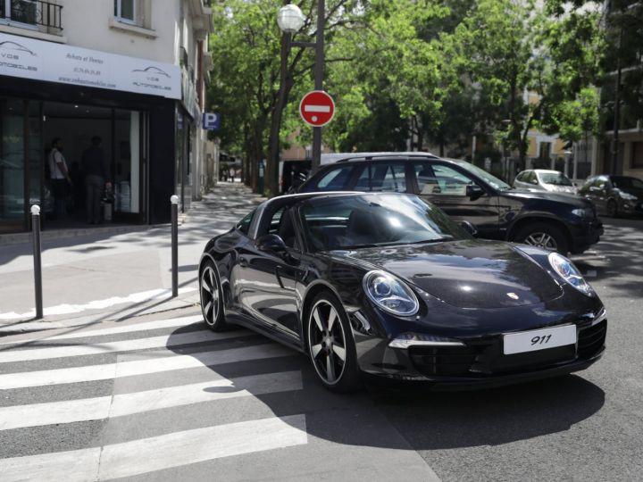 Porsche 991 991 TARGA 4S PDK  NOIR INTENSE - 1