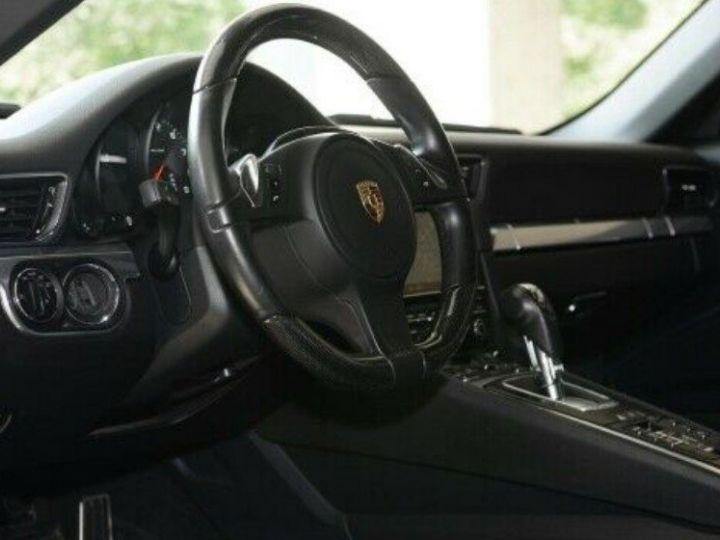 Porsche 991 Cabriolet 3.4  350 Carrera  PDK (Pack chrono) noir métal - 8