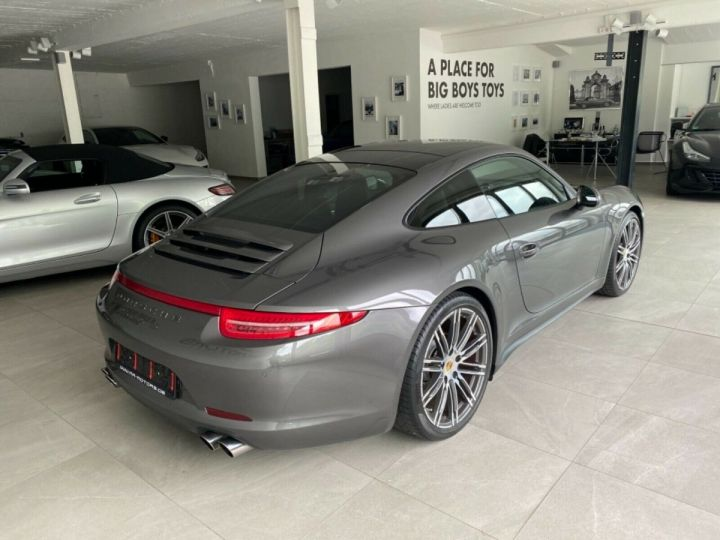 Porsche 991 Carrera 4s gris - 5