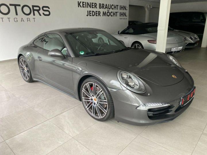 Porsche 991 Carrera 4s gris - 6