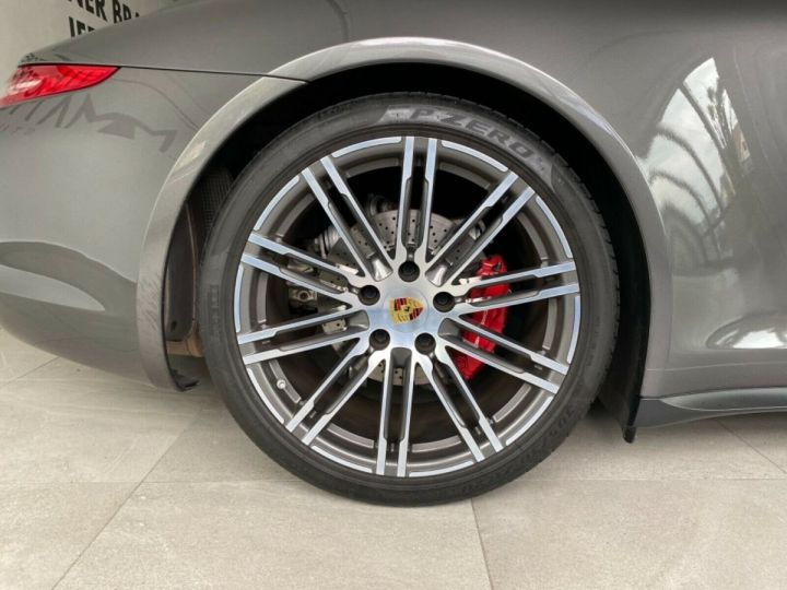 Porsche 991 Carrera 4s gris - 9