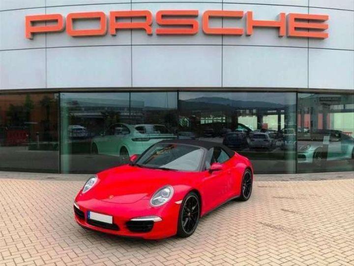 Porsche 991 # Carrera 4S, 1ere Main, Inclus Carte Grise, Malus écolo  Rouge - 1