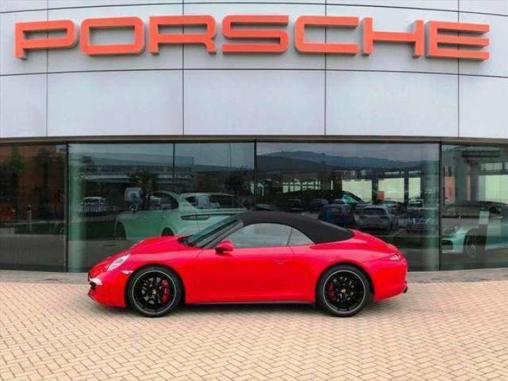 Porsche 991 # Carrera 4S, 1ere Main, Inclus Carte Grise, Malus écolo  Rouge - 2