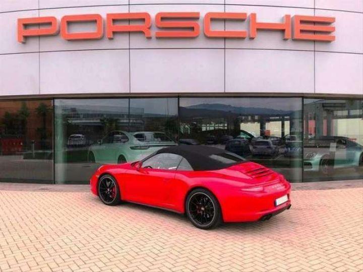 Porsche 991 # Carrera 4S, 1ere Main, Inclus Carte Grise, Malus écolo  Rouge - 3