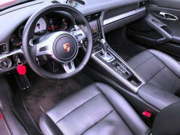 Porsche 991 # Carrera 4S, 1ere Main, Inclus Carte Grise, Malus écolo  Rouge - 4