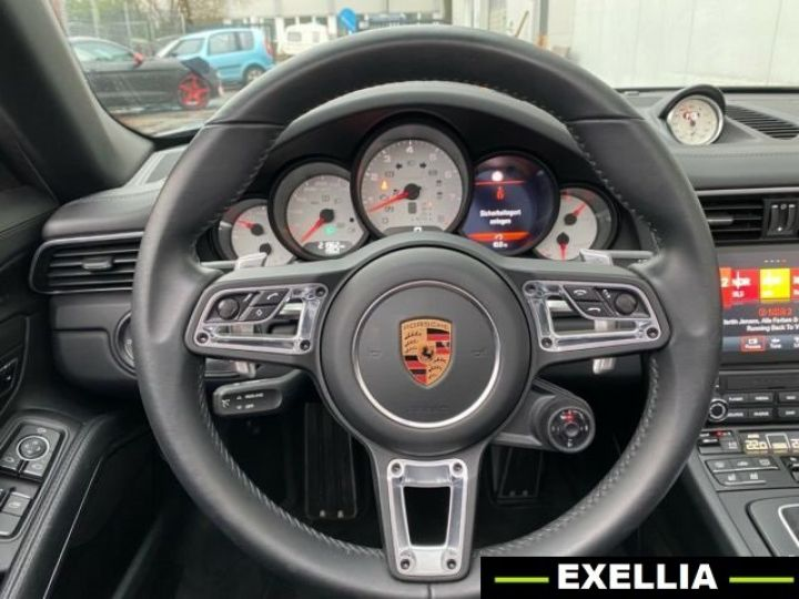 Porsche 991 carrera s Cabrio NOIR PEINTURE METALISE  Occasion - 6
