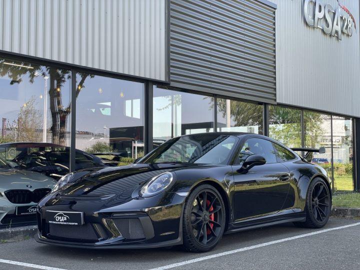 Porsche 991 gt3 4.0 noire  - 1